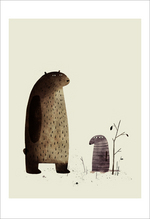 I Want My Hat Back - page 13 (Mole) , Jon Klassen