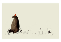 I Want My Hat Back - Page 31 - 32 (Endpage), Jon Klassen