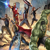 Art of Avengers Book Signing