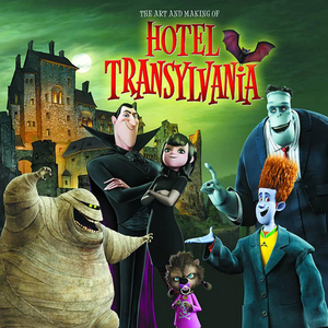 Art of Hotel Transylvania Artist Panel/Book Signing