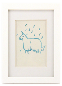 Never Get a Unicorn Wet - Study #1, Chris Appelhans