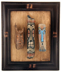 he 'ekolu ali'i nui (the three chiefs), Jeremy Costello