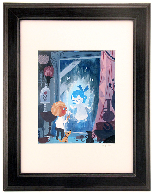 The Girl in the Mirror, Joey Chou