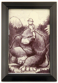 Boy and Gorilla, Dan Santat