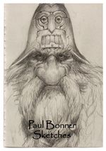 Paul Bonner Sketches