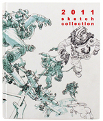 Kim Jung-Gi Sketch Collection 2011, Kim Jung-Gi