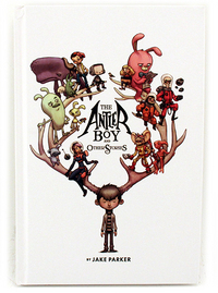 The Antler Boy and Other Stories, Jake Parker