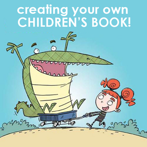 Conversations with Creators: Writing & Illustrating Your Own Children's Book