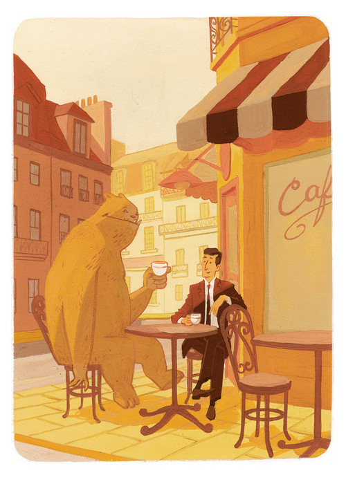Let's Have Coffee, Jori Bolton
