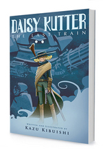 Daisy Kutter: The Last Train, Kazu Kibuishi