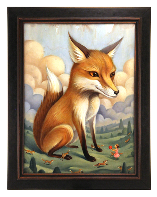 Fox, Christopher Buzelli