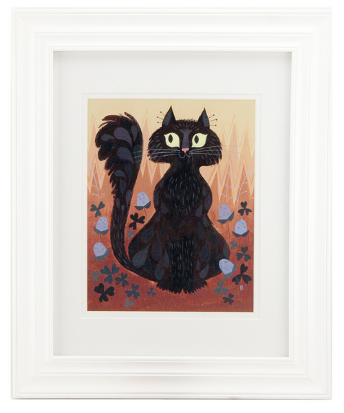 Black Cat, Brigette Barrager