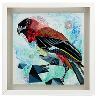 Endangered Bird #03, Juan Travieso
