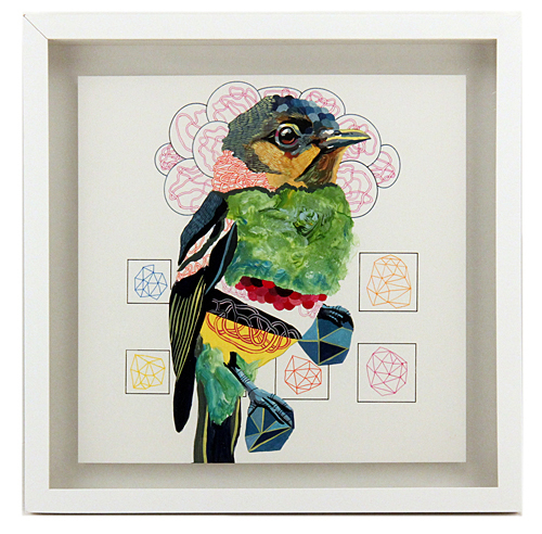 Endangered Bird #09, Juan Travieso