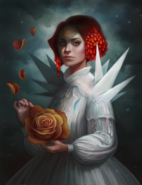 Rose Red, Allison Reimold