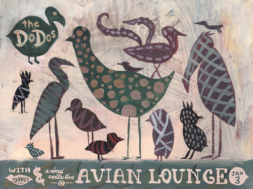 Avian Collective Concert (Fan Poster), Ryan Cho