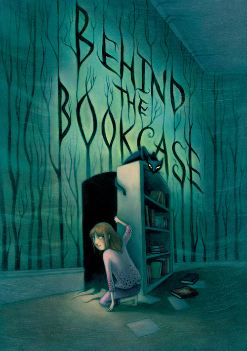 Behind the Bookcase, Kelly Murphy