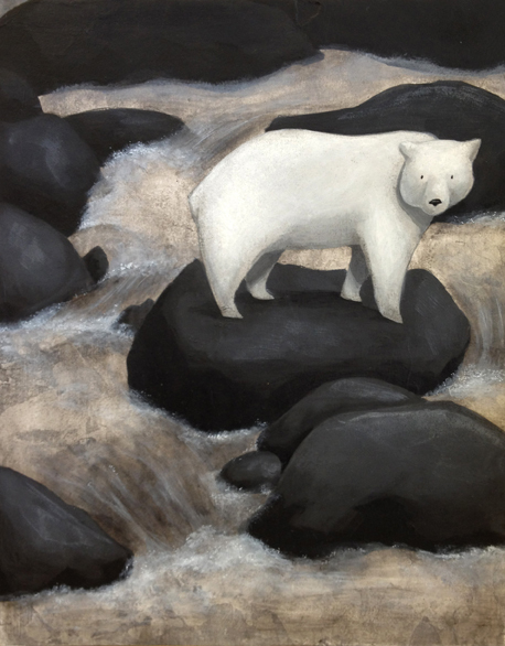 Spirit Bear, Lauren May