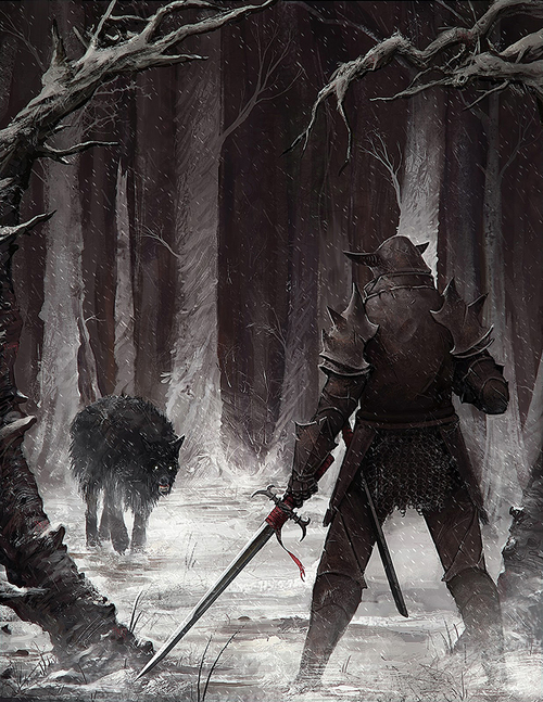 Cold Encounter, Jeff Paulsrud