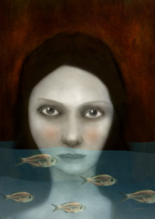 Dream Swimming, Johanna Velasco