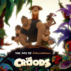 The Making of THE CROODS: Artist Panel & Book Signing