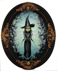 Elphaba and the Flying Monkeys, Mab Graves