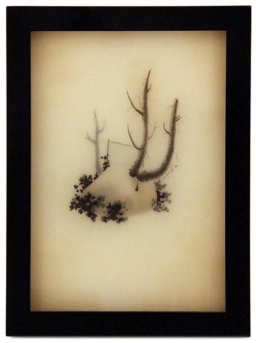 Potato (Chain Link Fence), Brooks Salzwedel