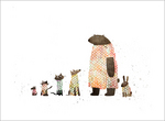 Extra Yarn page 9a (Animal Sweaters), Jon Klassen