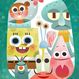 Nautical Nonsense: A Tribute to SpongeBob SquarePants