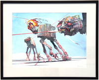 AT-AT walkers, Hermann Mejia