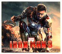 Iron Man 3: The Art of the Movie