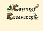 Capture Creatures Book, Becky Dreistadt