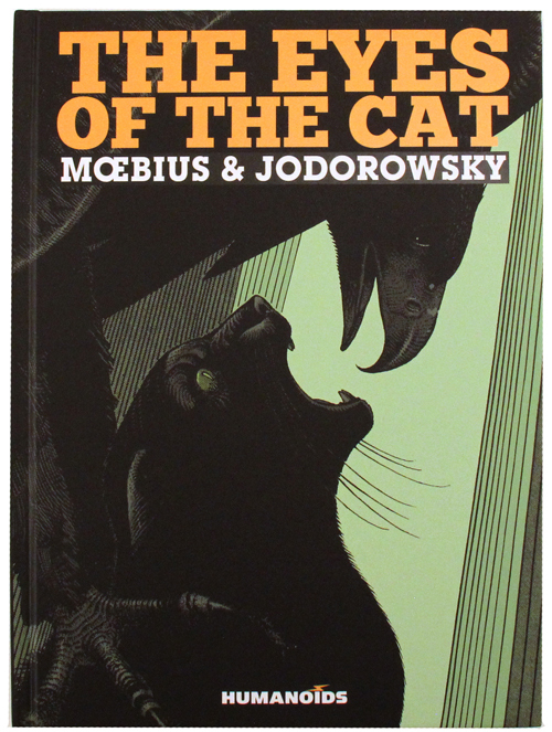 The Eyes of the Cat, Moebius