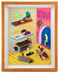 Psychedelic Apartment, Tim S Furey