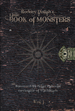 Rodney Dollah's Little Book of Monsters