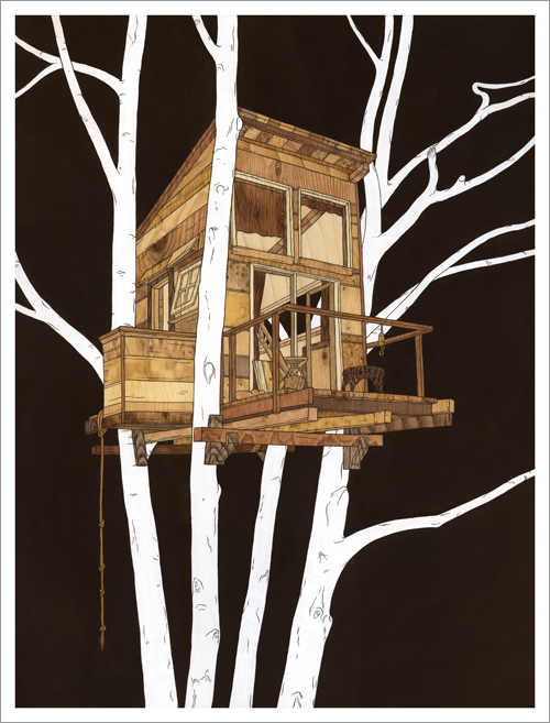Tree House, Moki