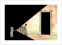 The Dark - Page 8 (Voice of the Dark, Jon Klassen