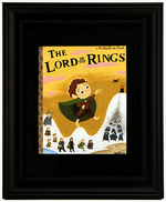 The Lord of the Rings: A Middle Earth Book, Eren Blanquet Unten