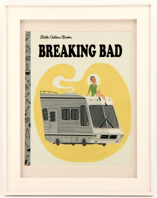 Breaking Bad Cover, Maxime Mary