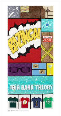 Unravelling Big Bang, Megan Hughes