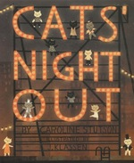 Cats' Night Out, Jon Klassen
