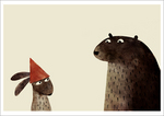 I Want My Hat Back - Drama (Large Format), Jon Klassen