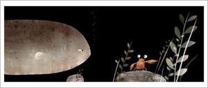 This Is Not My Hat - Snitch (Large Format), Jon Klassen