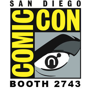 San Diego Comic Con 2014 (Booth 2743)