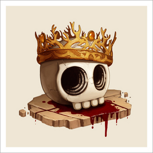 Game of Thrones Skully, Mike Mitchell