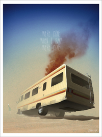 Breaking Bad - The RV, Bannister