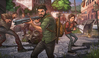 The Last of Us Remastered, Patrick Brown