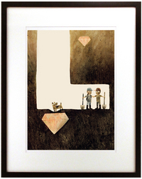 Sam & Dave Dig A Hole - Page 14 (New Idea), Jon Klassen