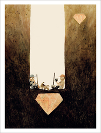 Sam & Dave Dig a Hole - Page 7 - Taking a Break, Jon Klassen