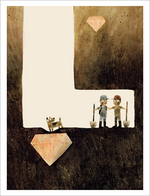 Sam & Dave Dig a Hole - Page 8 - New Idea, Jon Klassen